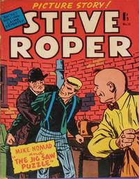Cover Thumbnail for Steve Roper (Magazine Management, 1959 ? series) #12