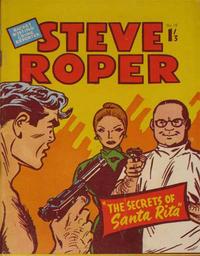 Cover Thumbnail for Steve Roper (Magazine Management, 1959 ? series) #14