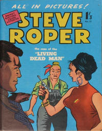 Cover Thumbnail for Steve Roper (Magazine Management, 1959 ? series) #15