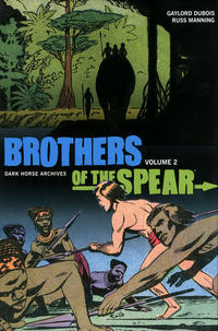 Cover Thumbnail for Brothers of the Spear Archives (Dark Horse, 2012 series) #2