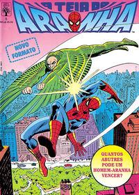 Cover Thumbnail for A Teia do Aranha (Editora Abril, 1989 series) #5