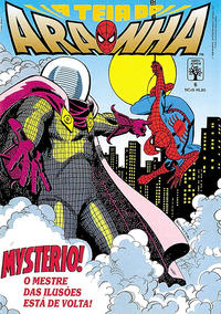 Cover Thumbnail for A Teia do Aranha (Editora Abril, 1989 series) #6