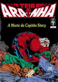 Cover Thumbnail for A Teia do Aranha (Editora Abril, 1989 series) #14