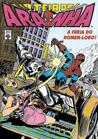 Cover Thumbnail for A Teia do Aranha (Editora Abril, 1989 series) #24