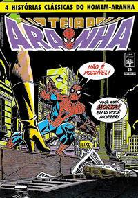 Cover Thumbnail for A Teia do Aranha (Editora Abril, 1989 series) #29