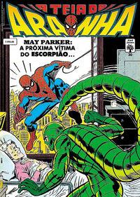 Cover Thumbnail for A Teia do Aranha (Editora Abril, 1989 series) #30