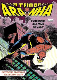 Cover Thumbnail for A Teia do Aranha (Editora Abril, 1989 series) #35