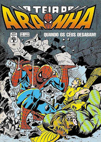 Cover Thumbnail for A Teia do Aranha (Editora Abril, 1989 series) #40