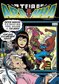 Cover Thumbnail for A Teia do Aranha (Editora Abril, 1989 series) #42