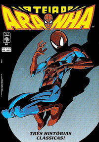 Cover Thumbnail for A Teia do Aranha (Editora Abril, 1989 series) #44