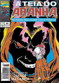 Cover Thumbnail for A Teia do Aranha (Editora Abril, 1989 series) #60