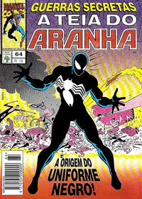 Cover Thumbnail for A Teia do Aranha (Editora Abril, 1989 series) #64