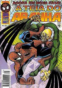 Cover Thumbnail for A Teia do Aranha (Editora Abril, 1989 series) #75