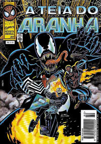 Cover Thumbnail for A Teia do Aranha (Editora Abril, 1989 series) #80