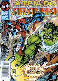 Cover Thumbnail for A Teia do Aranha (Editora Abril, 1989 series) #84