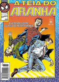 Cover Thumbnail for A Teia do Aranha (Editora Abril, 1989 series) #85