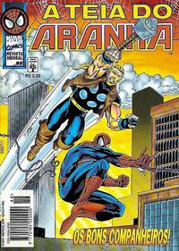 Cover Thumbnail for A Teia do Aranha (Editora Abril, 1989 series) #88