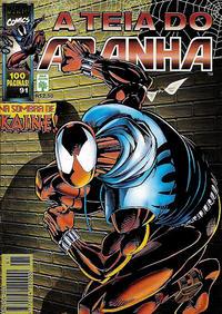 Cover Thumbnail for A Teia do Aranha (Editora Abril, 1989 series) #91