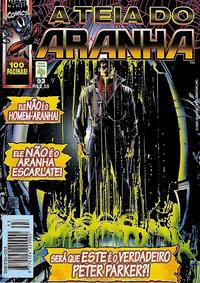 Cover Thumbnail for A Teia do Aranha (Editora Abril, 1989 series) #93