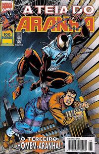 Cover Thumbnail for A Teia do Aranha (Editora Abril, 1989 series) #95