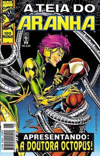 Cover Thumbnail for A Teia do Aranha (Editora Abril, 1989 series) #99