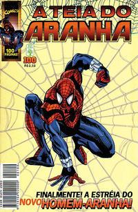 Cover Thumbnail for A Teia do Aranha (Editora Abril, 1989 series) #100