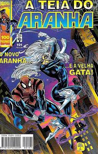 Cover Thumbnail for A Teia do Aranha (Editora Abril, 1989 series) #101