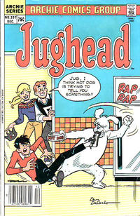 Cover Thumbnail for Jughead (Archie, 1965 series) #337 [Canadian]