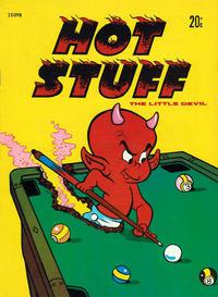 Cover Thumbnail for Hot Stuff the Little Devil (Magazine Management, 1975 series) #25098