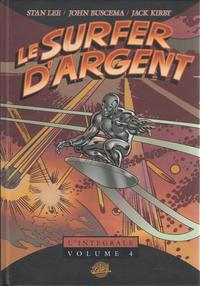 Cover Thumbnail for Le Surfer d'argent L'Intégrale (Soleil, 2001 series) #4