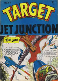 Cover Thumbnail for Target (Bell Features, 1950 ? series) #51