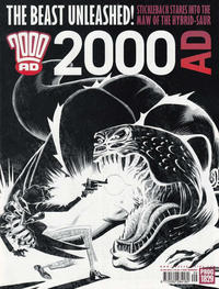 Cover Thumbnail for 2000 AD (Rebellion, 2001 series) #1829