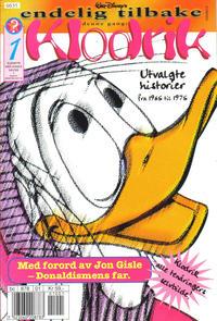 Cover Thumbnail for Endelig Tilbake (Hjemmet / Egmont, 2000 series) #1