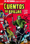 Cover for Cuentos de Brujas (Editora de Periódicos La Prensa S.C.L., 1951 series) #15