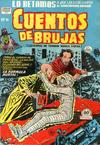 Cover for Cuentos de Brujas (Editora de Periódicos La Prensa S.C.L., 1951 series) #16