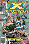 Cover Thumbnail for X-Factor (1986 series) #60 [Australian Newsstand Variant]