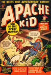 Cover for Apache Kid (Superior Publishers Limited, 1951 series) #3