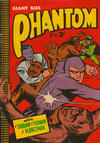 Cover for Giant Size Comic With the Phantom (Frew Publications, 1957 series) #21