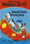 Cover for Walt Disney's Månedshefte (Hjemmet / Egmont, 1967 series) #3/1973