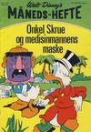 Cover for Walt Disney's Månedshefte (Hjemmet / Egmont, 1967 series) #4/1973
