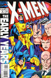 Cover for X-Men: The Early Years (Marvel, 1994 series) #4 [Direct Edition]