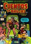 Cover for Cuentos de Brujas (Editora de Periódicos La Prensa S.C.L., 1951 series) #17