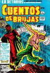 Cover for Cuentos de Brujas (Editora de Periódicos La Prensa S.C.L., 1951 series) #20