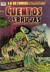 Cover for Cuentos de Brujas (Editora de Periódicos La Prensa S.C.L., 1951 series) #23