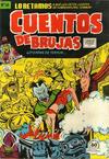 Cover for Cuentos de Brujas (Editora de Periódicos La Prensa S.C.L., 1951 series) #18