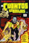 Cover for Cuentos de Brujas (Editora de Periódicos La Prensa S.C.L., 1951 series) #21
