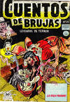 Cover for Cuentos de Brujas (Editora de Periódicos La Prensa S.C.L., 1951 series) #25