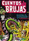 Cover for Cuentos de Brujas (Editora de Periódicos La Prensa S.C.L., 1951 series) #34