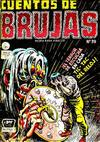 Cover for Cuentos de Brujas (Editora de Periódicos La Prensa S.C.L., 1951 series) #39