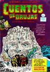 Cover for Cuentos de Brujas (Editora de Periódicos La Prensa S.C.L., 1951 series) #19